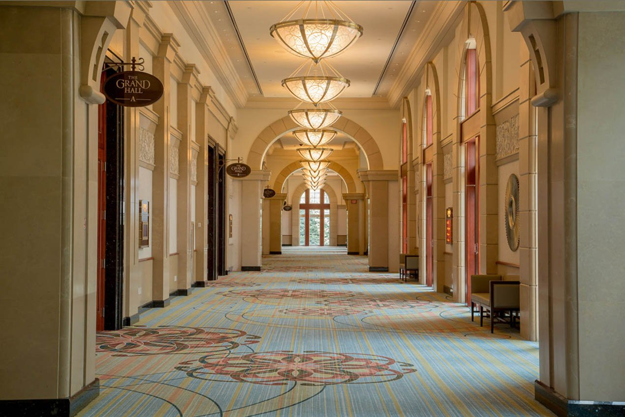 Grand Hall Foyer : Fallsview casino resort niagara falls business events