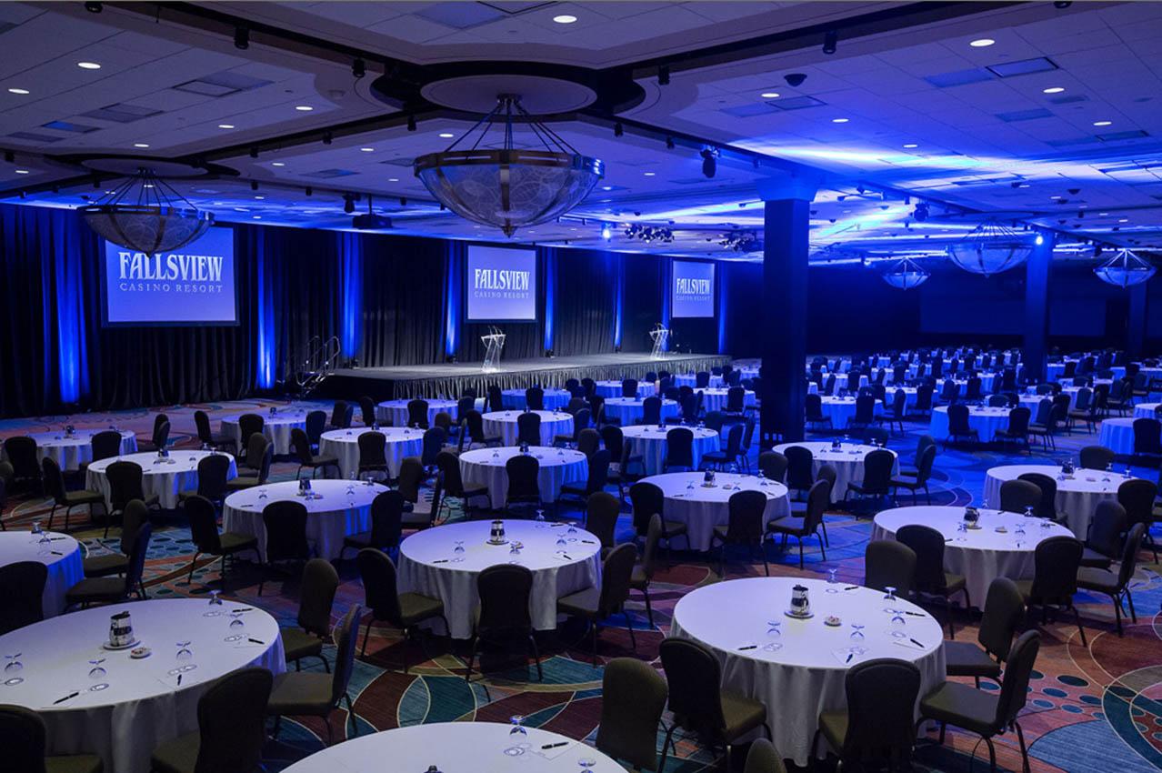 Fallsview casino niagara falls events