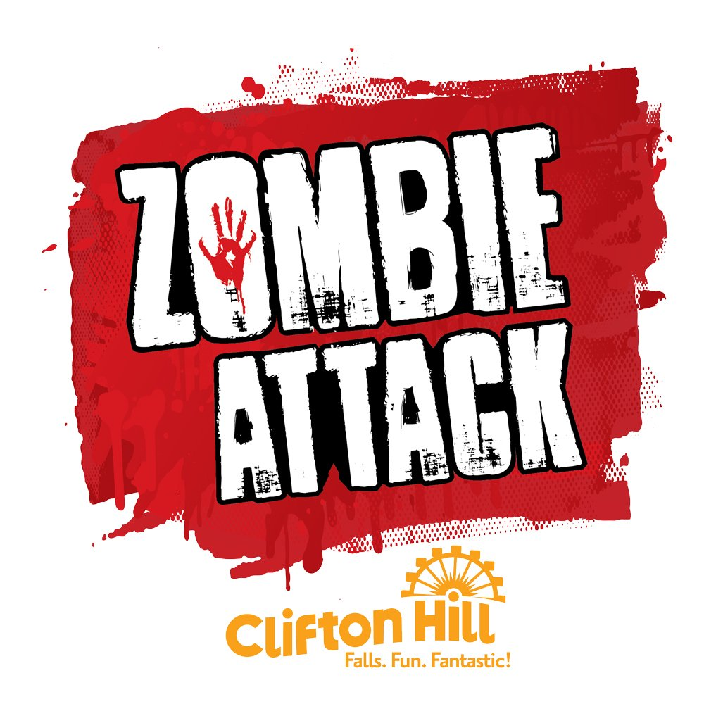 Zombie Attack Clifton Hill