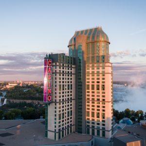 Fallsview Casino Resort Exterior