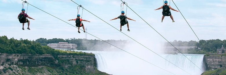 Wildplay Zipline