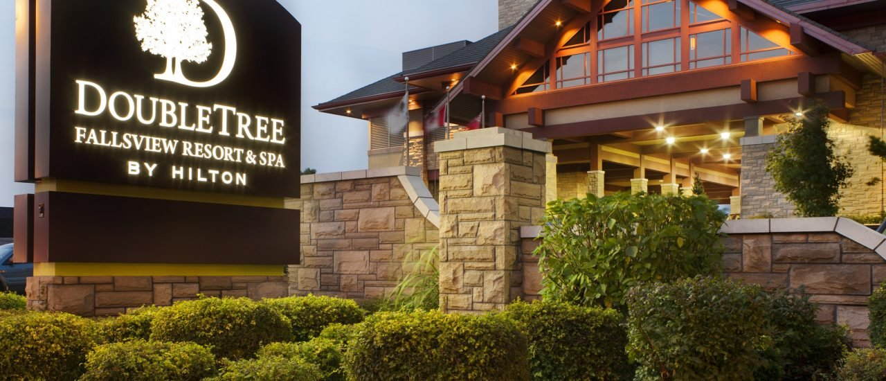 DoubleTree by Hilton Fallsview Resort and Spa