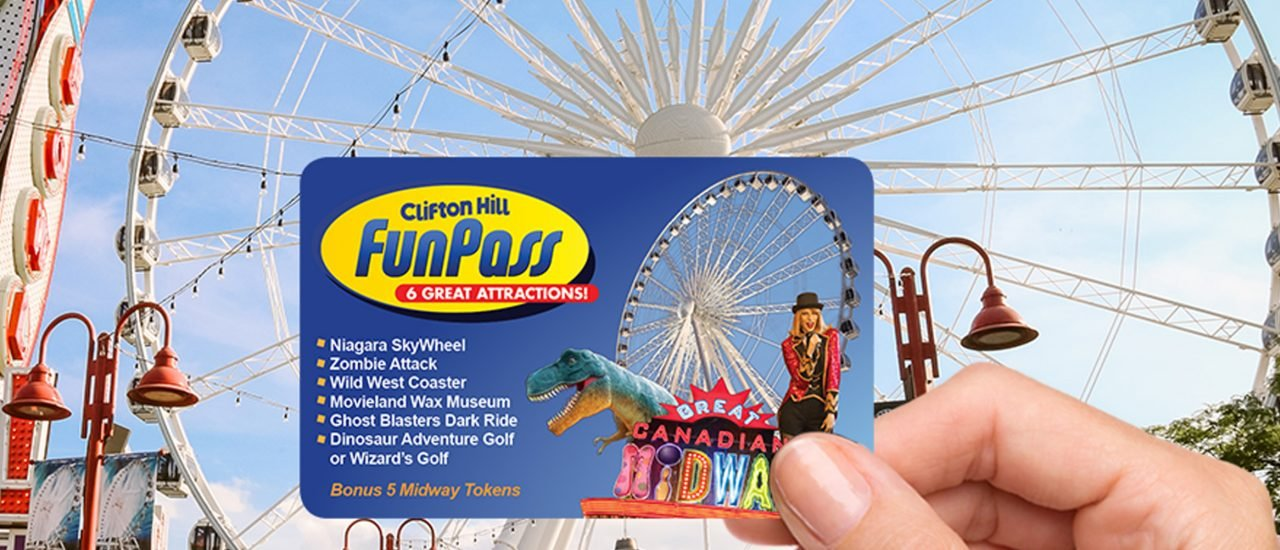 Fun Pass Clifton Hill